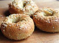 Quinoa Bagels - Recipe for High Protein Quinoa Bagels
