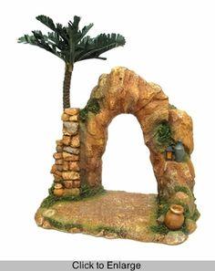 Fontanini Nativity Grotto 5'' Collection
