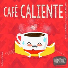 Cafe Caliente / Coffee Art / Coffee Shop Stuff