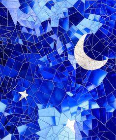 mosaic sky