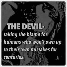 Nature Is Satan's Church