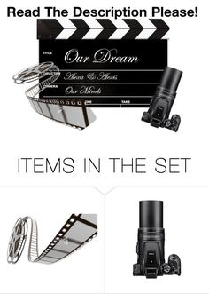 """Our Dream"" by faleur102 ❤ liked on Polyvore featuring art"