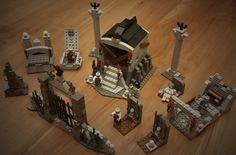 LEGO Ideas - Zombie Cemetery