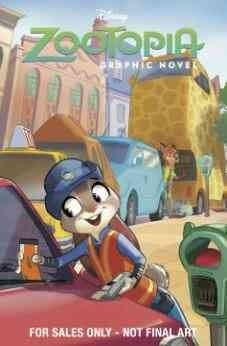 The modern mammal metropolis of Zootopia is a city like no other-a place where no matter what you are-the biggest elephant or the smallest shrew-you can be anything. Fans of Disney animation will love