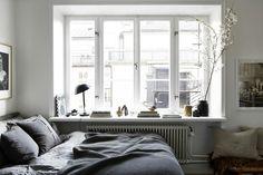 Mini apartamento de estilo nórdico