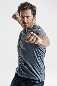 Wie er sich auf den 6. Film der X-Men-Reihe körperlich vorbereitet, verrät er uns hier