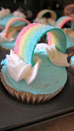 unicorn & rainbow party