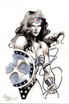 Fabiano Ambu - Wonder Woman