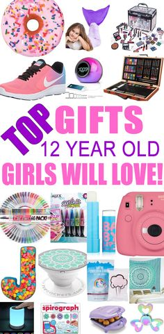 christmas gifts for girls 12