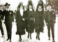 Semana Santa madrileña en marzo de 1929