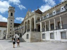 Università di Coimbra, Centro de Portugal, Portugal