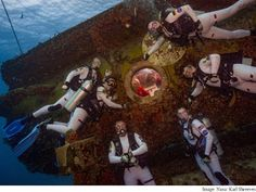 Bamog Technologies: Nasa Training Astronauts Underwater to Mimic Mars ...