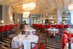 On flâne dans le concept store spacieux de l'hôtel Soho et on enchaîne avec un dîner italien chaleureux, chic et sans chichis juste à côté. 1, Tortstrasse.