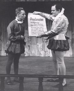 Richard III, Act III - 1956 Dance Department, Festival One, Shakespeare Festival, Richard Iii, Acting, Drama, Student, Drama Theater, College Students