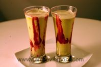 How to make Pichkari Thandai?-A tasty and delightful drink.The thandai smoothie is a fruit-less smoothie with a rich and festive feel. Since the thandai syrup is based mainly on spices, this smoothie is generally liked by all. Holi Recipes, Indian Food Recipes, Vegetarian Recipes, Tasty, Yummy Food, Delicious Recipes, Fruit Drinks, Beverages, Happy Holi