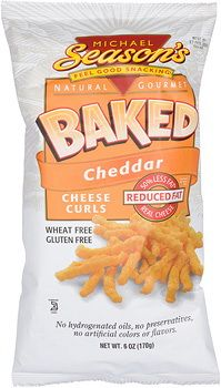 A Gluten Free snack that met with approval from the Cheetos fans in my house. We picked up a monstrous bags at Central Market.