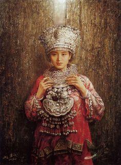 Китайский художник Zhao Chun. Обсуждение на LiveInternet - Российский Сервис Онлайн-Дневников