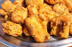 Use this recipe with any light-fleshed, flaky fish fillets. Great with rock fish, halibut, crappie and catfish. Make sure fish is chilled before dipping. For extra-crunchy fish, dust fish with flour before dunking in the batter. Honey Mustard Recipes, Homemade Honey Mustard, Honey Mustard Sauce, Walleye Recipes, Fish Recipes, Seafood Recipes, Game Recipes, Healthy Recipes, Deep Fried Fish
