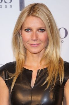 The Best Haircuts for Your Square-Shaped Face: Gwyneth Is a Classic Square Face