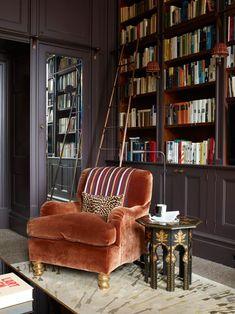 Cozy corner. More