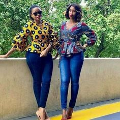 Collection of the most beautiful and stylish ankara peplum tops of 2018 every lady must have. See these latest stylish ankara peplum tops that'll make you stun African Fashion Designers, Latest African Fashion Dresses, African Print Dresses, African Print Fashion, Africa Fashion, African Dress, Ankara Fashion, African Print Peplum Top, African Blouses