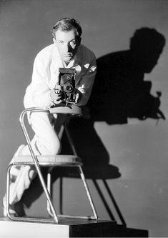 Cecil Beaton, autoportrait