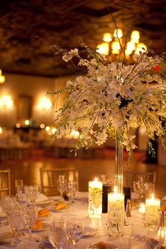 #wedding worthy centerpiece