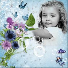 """Kit """"Serenity"""" by Mooscrap's Design Photo de Marta Everest  (Avec son aimable permission ; Use with her friendly permission)"""
