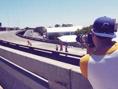 Making-of // Kapstadt City Fotoshooting