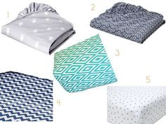 Best Budget Finds: 20 Crib Sheets Under $20