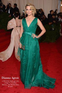Carolina Herrera #MET #MET2012