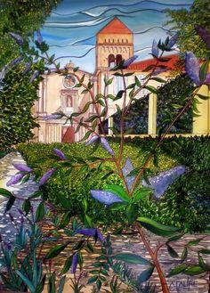 Artwork >> Faure Alain >> ST PAUL DE MAUSOLE #masterpiece, #artwork, #nature