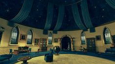 HOGWARTS common rooms- Ravenclaw