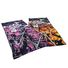 His/Hers Muddy Girl®/Wildfire Towels