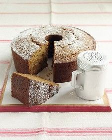 Easy Applesauce Cake