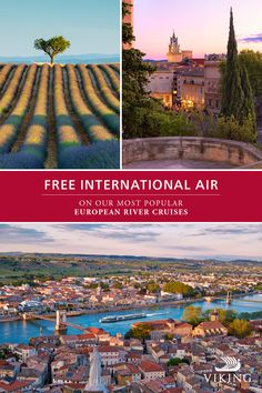 Our Most Popular Cruises Now with FREE Roundtrip International air; Cruise Rhine & Danube Rivers, France, Russia or Ukraine. Ends November River Cruises In Europe, European River Cruises, Danube River, Garage Workshop, Florida Gators, British Virgin Islands, Travel Goals, Vacation Spots, Rivers