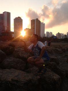 tocando el sol  - Cartagena