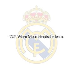 #72 Mou and all madridistas