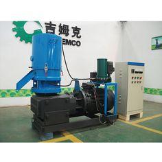 GEMCO Biomass Pellet Mill ZLSP420 Series