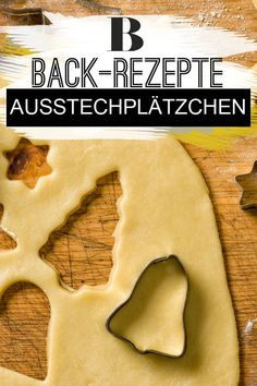 Ausstechplätzchen sind ein Muss in der Weihnachtszei… Cookie cutter recipe. Cookie cutters are a must during the Christmas season. Baking is guaranteed to succeed with our delicious recipe – it's not just kids that have fun! Cookie Cutter Recipes, Cookie Cutters, Christmas Snacks, Christmas Baking, Baby Biscuit Recipe, Cake Candy, Gateaux Cake, Chocolate Filling, Le Diner
