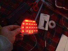 C B A Bc A Bf B D Led Tail Lights Build Your Own on Simple Wiring Diagram For Harleys