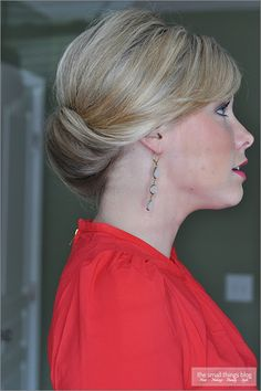 The Sideways French Twist - DIY Video Tutorial Read the full story here >> Bridal Hairstyles With Braids, Short Hair Updo, Haircuts For Long Hair, Diy Hairstyles, Pretty Hairstyles, Wedding Hairstyles, Updos, Hot Haircuts, Asian Hairstyles