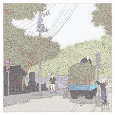 Tokyo 100 views(6〜10) on Behance