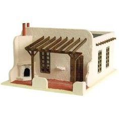 Adobe Dollhouse Miniature