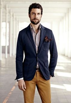 Like the blazer and how the colors work together