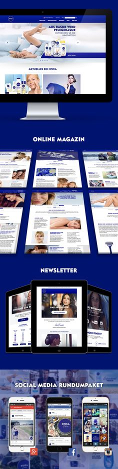 Konzeption, Recherche, Text und Umsetzung von Lifestyle- und Expertenartikel auf der NIVEA Webseite, kombiniert mit gezieltem Newsletter Marketing und Vermarktung der Inhalte auf Social Media Plattformen. Social Media Plattformen, Content Marketing, Nivea, Relationships, Wedding Photography, Website, Inbound Marketing