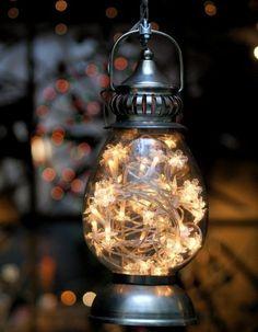 Cute DIY lamp
