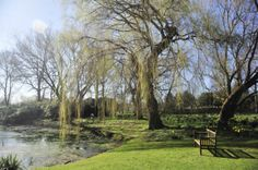 A beautiful spring day at Seckford Hall http://www.classicbritishhotels.com/hotel/seckford-hall/