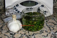 Recopilatorio de recetas thermomix: Picado de ajo y perejil en Thermomix