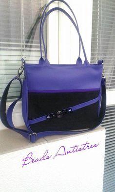 Beads Antistres handbag 10/2017